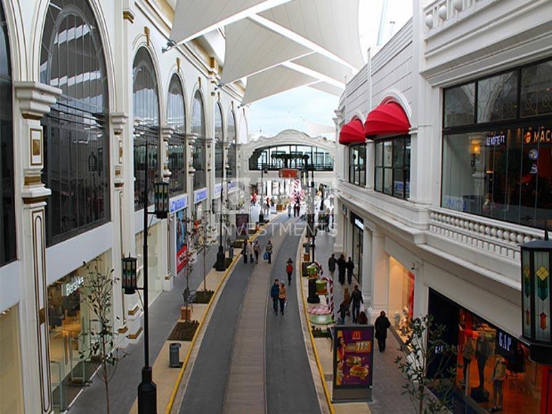 Vialand enternatinment park mall image