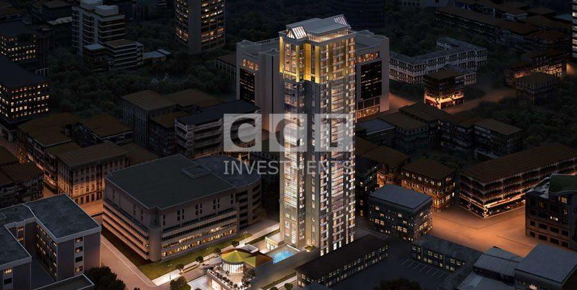 Sisli Hotel Apartment Building