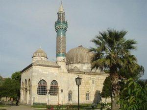 Green-Mosque photo