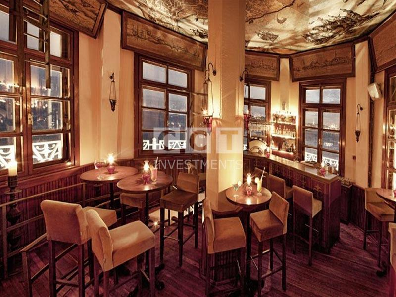 Maiden Tower Istanbul Restaurant image