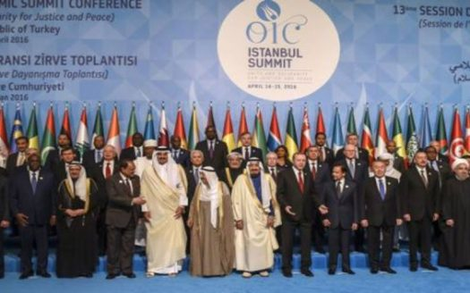 the-summit-of-Islamic-Cooperation-photo