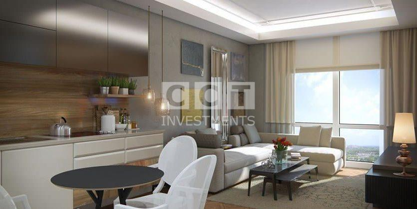 Taksim Residence Interior Visual