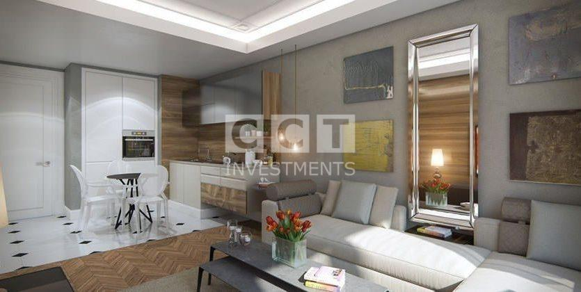 Taksim Residence Room Interior Visual
