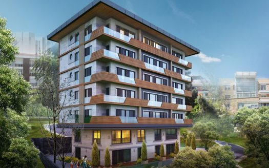 Etiler Apartments for Sale