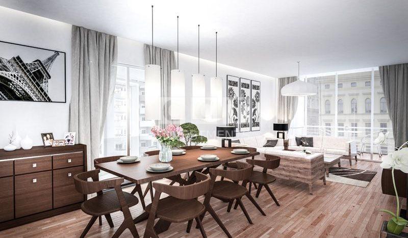 Etiler Apartment Living Room