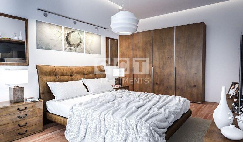 Etiler Flat Bedroom