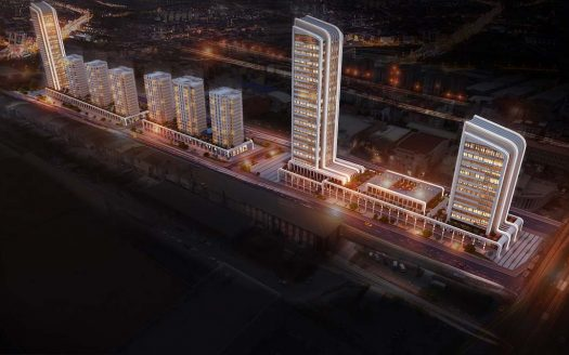 Bahcesehir Real Estate Project