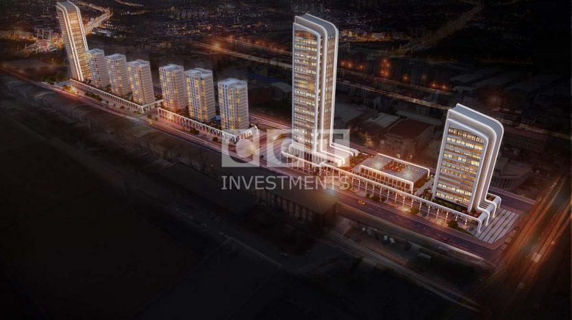 Bahcesehir Real Estate Project
