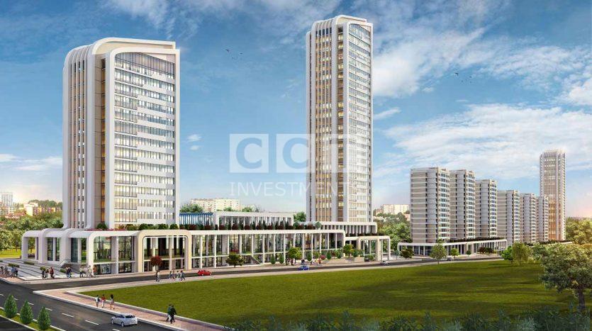 Bahcesehir Project Buildings