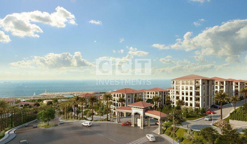 Sea View Villa Compound