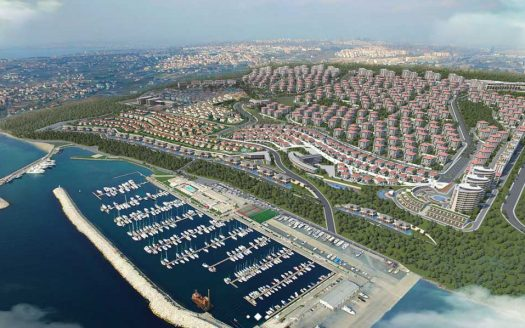 Sea View Istanbul Project