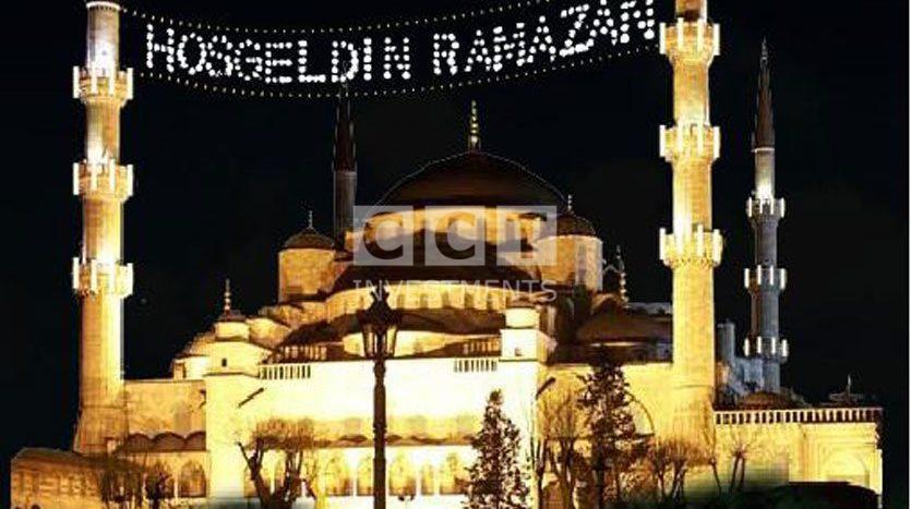 رمضان في تركيا Cct Investments