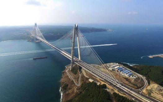 افتتاح-أعرض-جسر-معلق-في-العالم.