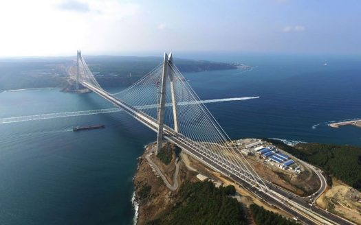opening-the-widest-suspension-bridge-in-the-world-photo