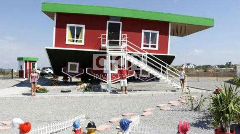 البيت-المقلوب-الأول-في-تركيا