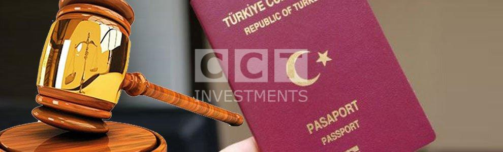 Turkish Citizenhip for 1 million USD investment