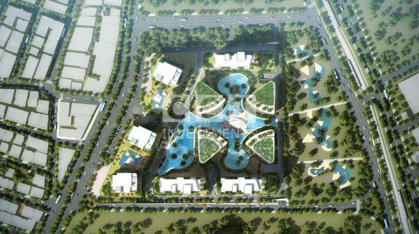Bahcelievler Project Site Plan