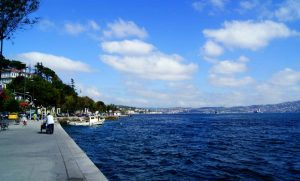Bosphorus-sea-line
