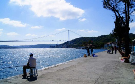 Bosphorus-sea-side