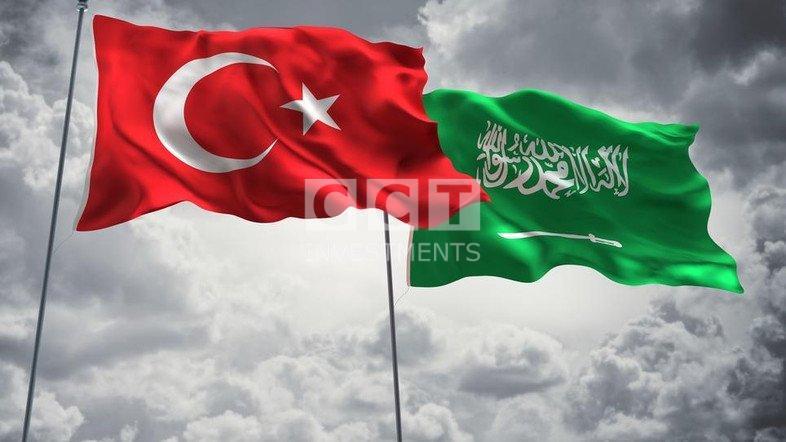 علم-السعودية-و-تركيا
