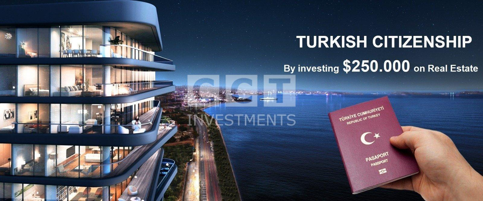 Turkish Citizenship By Investing 250000 Usd On Real Estate Cct