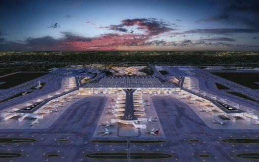 الانتقال-من-مطار-أتاتورك-إلى-مطار-اسطنبول-الجديد