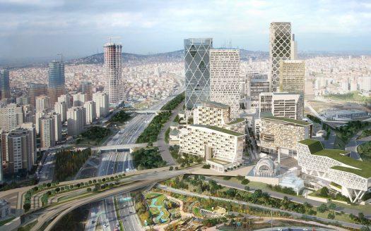 سيتم-الانتهاء-من-بناء-المركز-المالي-بحلول-عام 2022