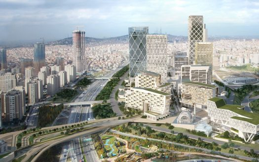The-Construction-of-the-Financial-Center-will-be-Completed-by-2022