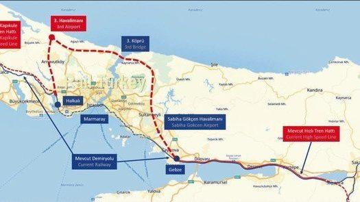 قطار-سريع-يربط-مطار-إسطنبول-ومطار-صبيحة