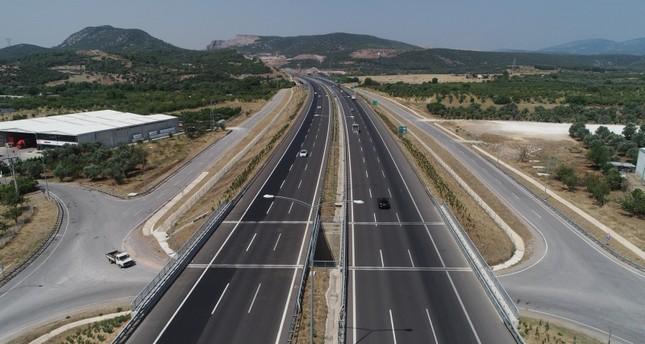 طريق-سريع-جديد-يربط-بين-إسطنبول-وإزمير