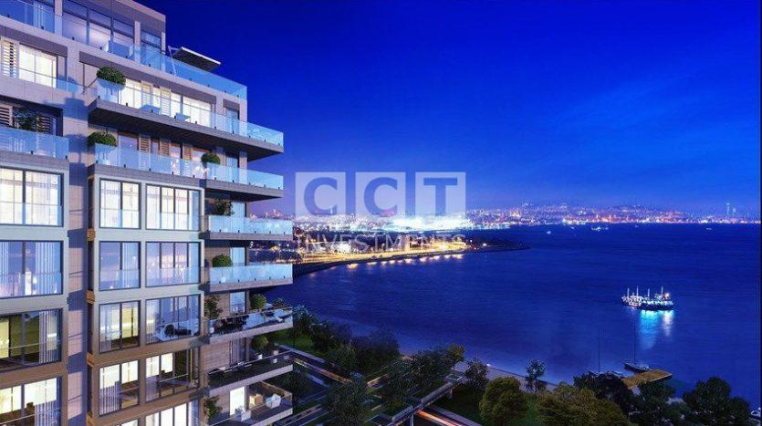 sea view in night CCT 226 Project