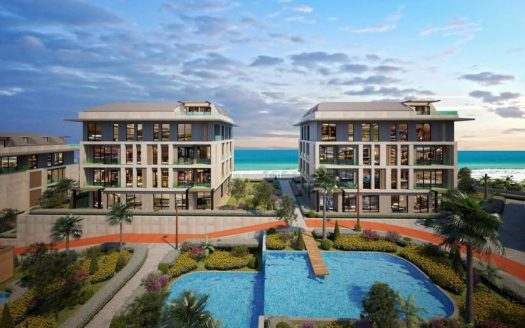 CCT 236 amazing sea view real estate project