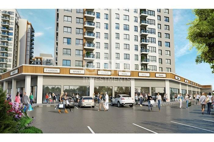 shopping area in CCT 270 project