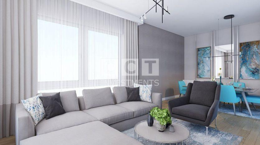 living room in CCT 270 project