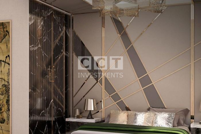 bedroom in CCT 279 project