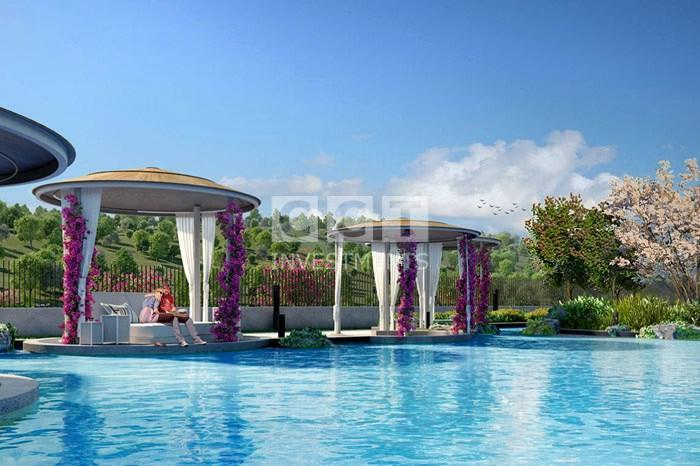 Swimming pool in CCT 279 project