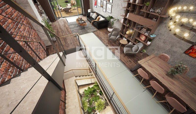 منزل مؤلف من أكثر من طابق في مشروع 292