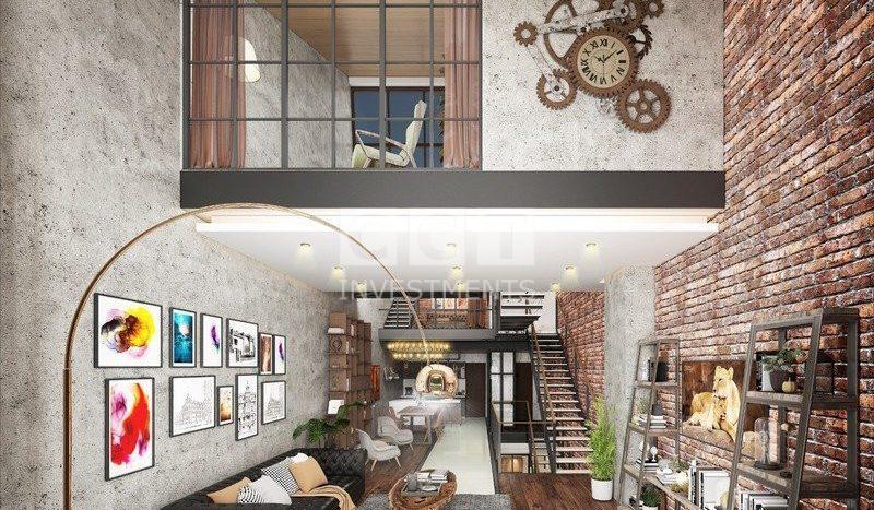الشقة ككل في مشروع 292