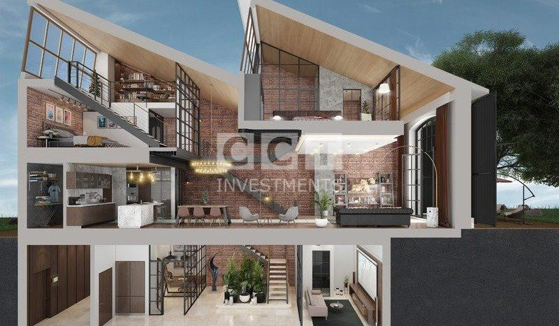 House plan for CCT 292 project