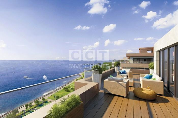 seaview from flat in CCT 311 project