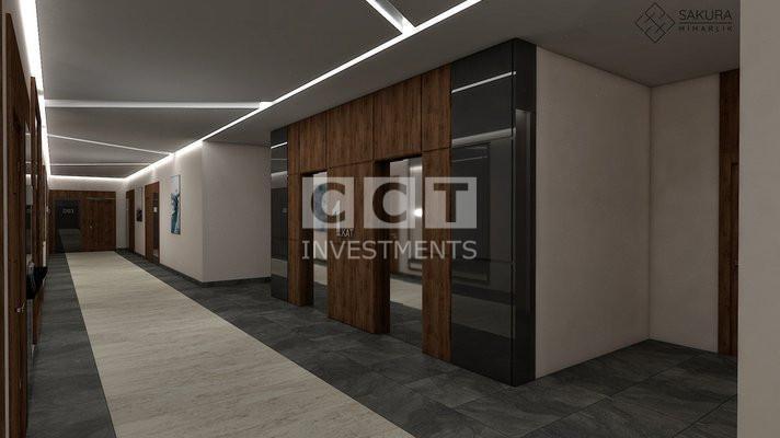 مدخل الطابق الأول في مشروع CCT 313
