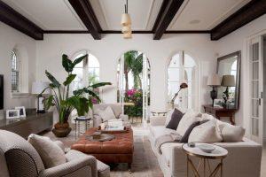 Greek Living Room