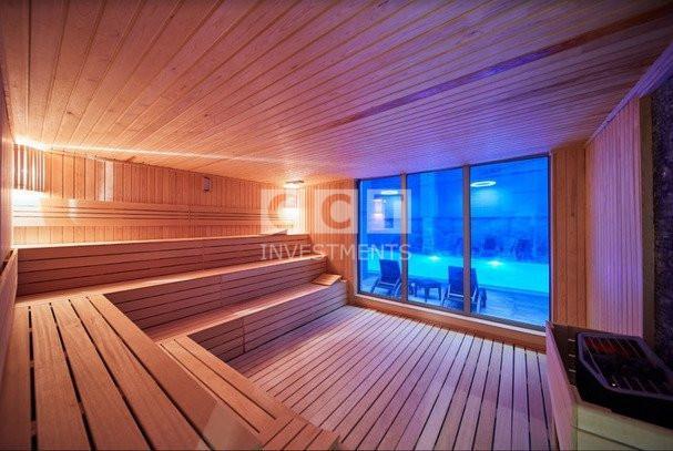 Sauna in CCT 317 project