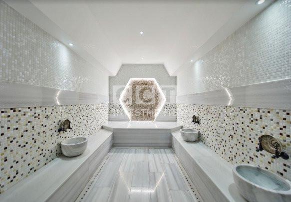 turkish hammam in CCT 317 Project
