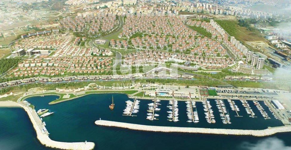 Deniz Istanbul the Biggest Seaside Development in Istanbul