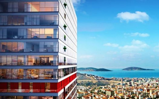 Top 5 Sea View Real Estate Developments of Istanbul