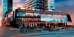 Trump-Towers-Istanbul-shopping-center