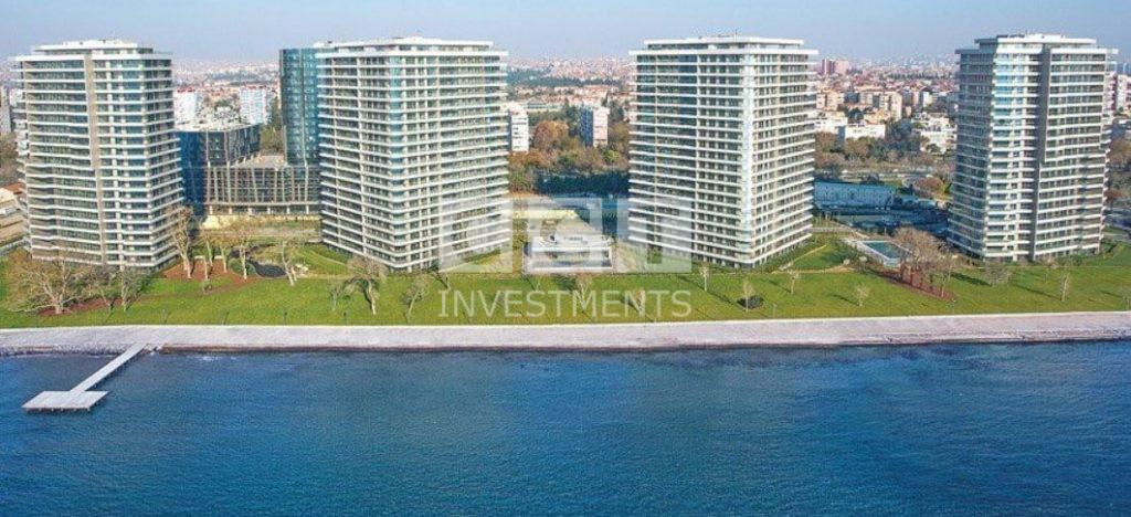 Yali Atakoy Direct Sea View Project in Bakirkoy