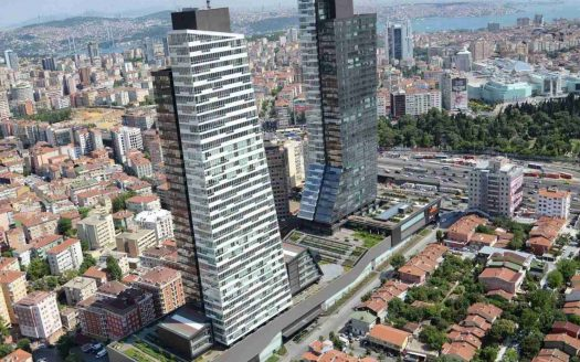 Trump Towers Istanbul project