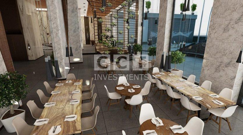 Restaurant in CCT 265
